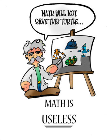 humor math turtle // 1568x2048 // 903.0KB