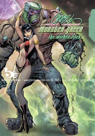 blue_eyes boots brunette cleavage frankensteins_monster high_heels long_hair ripped_clothes scott_campbell undead vampirella // 700x997 // 219.2KB