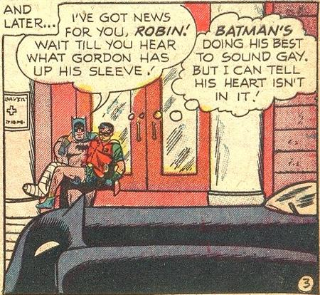 batman cast comic dc gay humor robin // 464x427 // 92.8KB