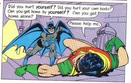 batman comic dc humor robin // 877x558 // 84.7KB