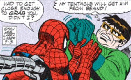 comic dr_octopus humor marvel spider-man tentacles // 261x159 // 23.6KB
