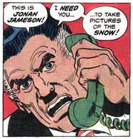 comic j_jonah_jameson marvel mustache phone // 350x367 // 71.8KB