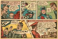 bucky captain_america comic crank_call hitler marvel phone wwii // 681x466 // 159.1KB