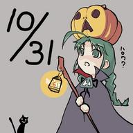 green_hair jack-o-lantern os_tan win_me // 500x500 // 48.5KB