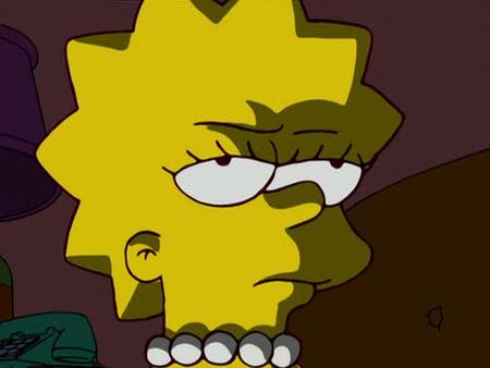 lisa reaction screenshot the_simpsons // 512x384 // 16.4KB