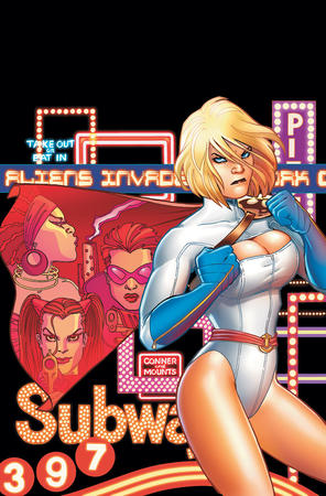 amanda_conner blonde blue_eyes cleavage cover dc gloves oppai power_girl // 900x1366 // 287.0KB