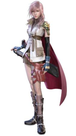 boots cape cg ffxiii pink_hair skirt sword vest // 1080x1920 // 1.3MB