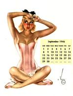 bare_shoulders blonde calendar high_heels pinup // 600x790 // 68.2KB