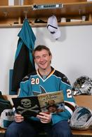 book evgeni_nabokov hockey home_jersey pirate san_jose sharks // 402x603 // 50.9KB
