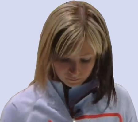 curling eve_muirhead great_britain reaction vancouver // 347x306 // 46.1KB