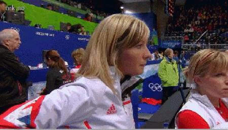 animated curling eve_muirhead great_britain reaction vancouver // 400x228 // 1.8MB