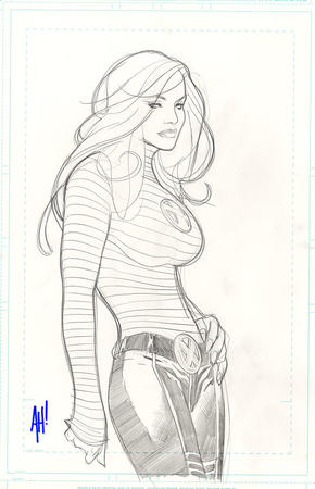 adam_hughes bw jean_grey long_hair marvel sweater x-men // 648x1004 // 130.6KB
