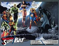 batman comic dc green_lantern moon supergirl wonder_woman // 1132x876 // 283.8KB
