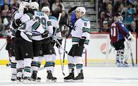 avalanche away_jersey hockey joe_pavelski sad_goalie san_jose sharks // 600x376 // 117.7KB