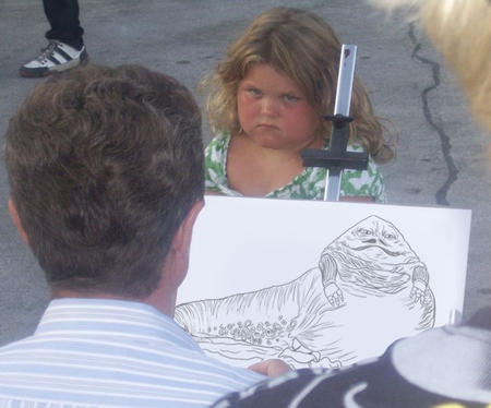 humor im_going_to_hell jabba_the_hutt sketch // 700x582 // 177.3KB