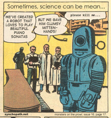 comic humor robot science // 350x371 // 72.6KB