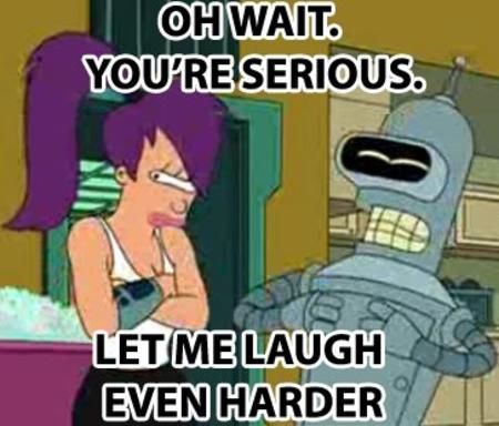 bender futurama humor leela lol macro screenshot // 363x310 // 31.2KB