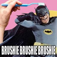 adam_west batman brushie dc macro toothbrush // 428x431 // 162.5KB