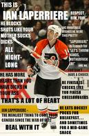 flyers hockey ian_laperriere macro philidelphia troll // 526x800 // 127.5KB