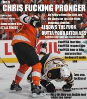 chris_pronger flyers hockey macro philidelphia troll // 600x680 // 130.1KB