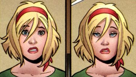 amanda_conner blonde blue_eyes headband power_girl reaction // 588x333 // 58.9KB