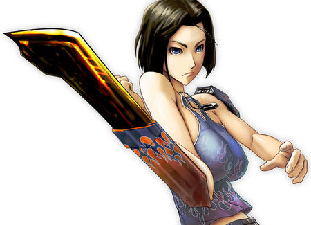 blade blue_eyes brunette tank_top // 1126x814 // 123.5KB