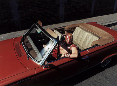 car convertable luchador photo // 800x591 // 86.4KB