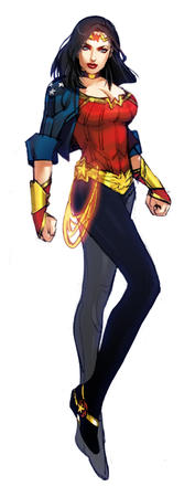 blue_eyes brunette dc jacket lariat redesign wonder_woman // 324x826 // 107.5KB