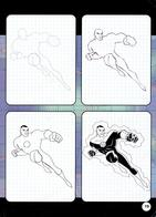 dc green_lantern how_to_draw // 1600x2222 // 614.2KB