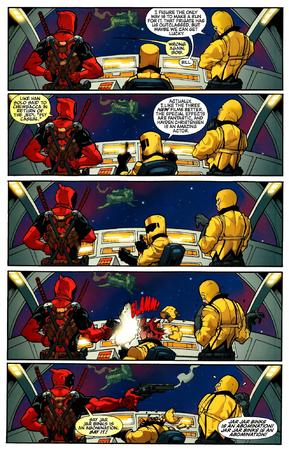 comic deadpool humor marvel star_wars truth // 1280x1993 // 508.5KB
