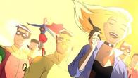 black_canary blonde dc robin screenshot supergirl the_flash // 640x361 // 27.9KB