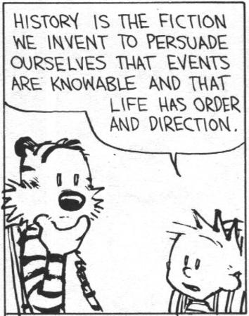 bw calvin calvin_and_hobbes comic hobbes humor philosophy // 333x423 // 43.8KB