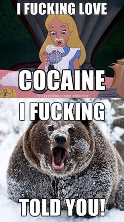 alice-in_wonderland cocaine humor macro // 391x700 // 120.7KB