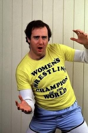 andy_kaufman humor pose wrestling // 266x400 // 33.3KB