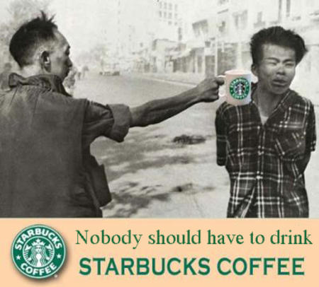 humor political starbucks // 400x361 // 86.8KB