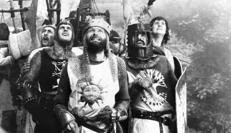 armor beard bw desktop helmet holy_grail king_arthur monty_python shield sir_bedevere sir_lancelot sir_robin // 2657x1528 // 576.5KB