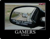 gamers mirror motivational // 575x458 // 135.9KB