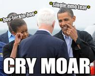 barack_obama cry_more democrat macro michele_obama political // 500x401 // 120.4KB