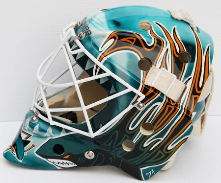 antti_niemi goalie helmet hockey mask photo san_jose sharks // 640x532 // 226.7KB