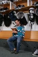 book dan_boyle harry_potter hockey home_jersey san_jose sharks // 402x603 // 62.6KB