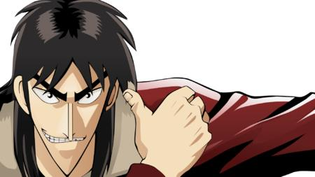 brunette jacket kaiji vector // 2000x1125 // 367.8KB