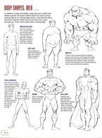 body_types how_to_draw // 1400x1893 // 366.8KB