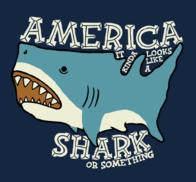 america map shark // 610x565 // 48.1KB