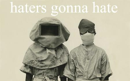 beekeeper bw desktop goggles haters // 1680x1050 // 1.2MB
