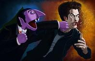 punch sesame_street the_count twilight vampire // 500x323 // 41.1KB