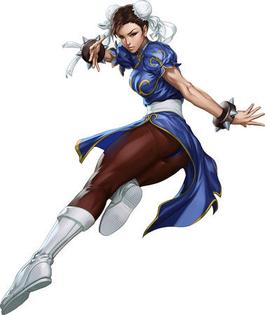 boots brunette chun-li dress street_fighter // 6920x8238 // 3.5MB
