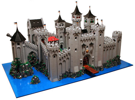 castle lego photo // 1200x887 // 274.3KB