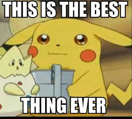 best_thing_ever coffee macro pikachu reaction screenshot // 549x494 // 37.1KB