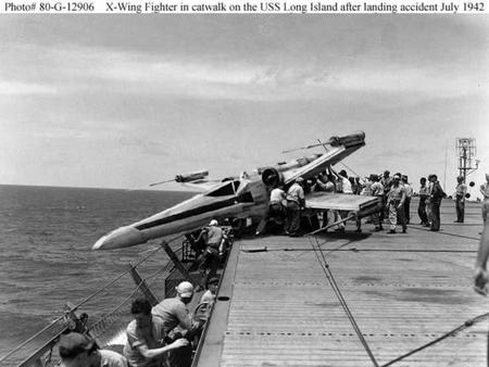 aircraft_carrier bw photo star_wars x-wing // 1024x768 // 102.4KB