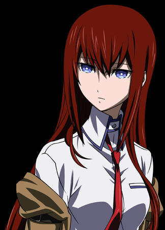 blue_eyes makise_kurisu necktie redhead steins_gate vector // 1726x2400 // 729.6KB